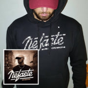 Pack Vêtement sweat capuche néfaste logo 2017 noir