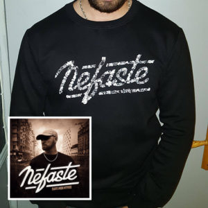 Pack Vêtement sweat néfaste logo 2017 noir